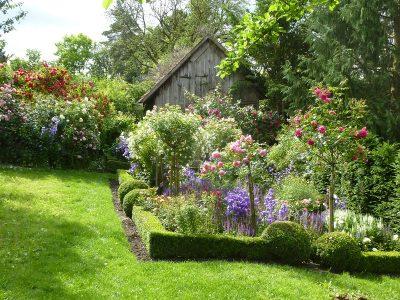 Tag der offenen Gartentür - Garten Niemela
