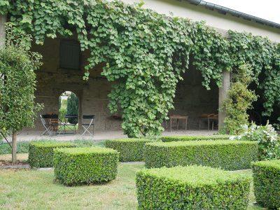 Château de Pange Romantisch bewachsener Freisitz